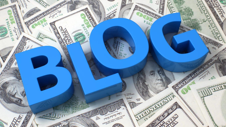 блог создать